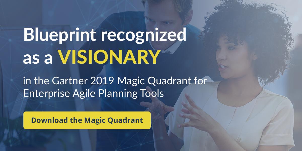 Blueprint named a Visionary in 2019 Gartner Magic Quadrant