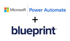 Power Automate and Blueprint Partnership-1