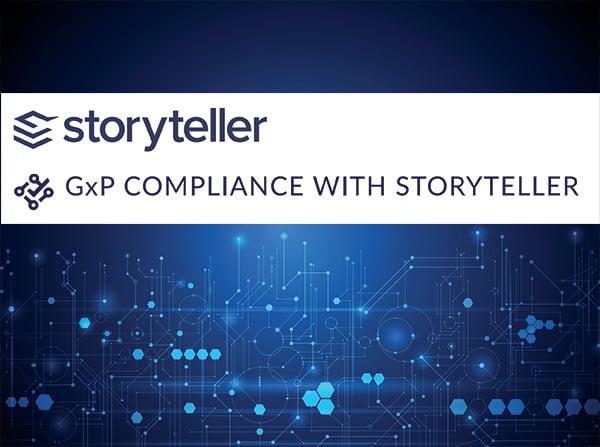 Storyteller for GxP Compliance_600x450