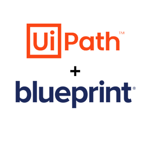 UiPath and Blueprint