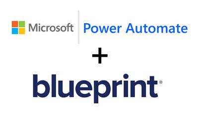 V2 - Power Automate and Blueprint Partnership